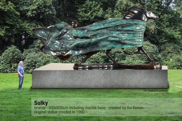 Sulky - 1990